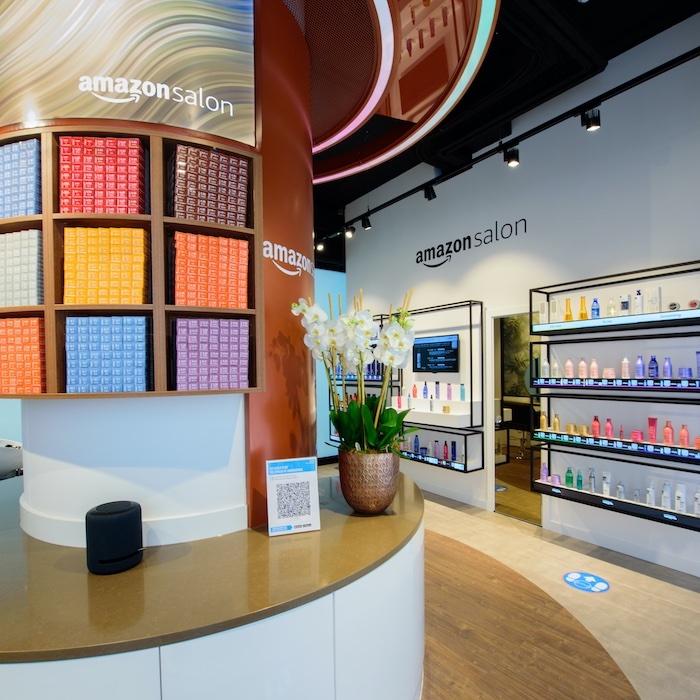 Amazon Salon Hair Industry