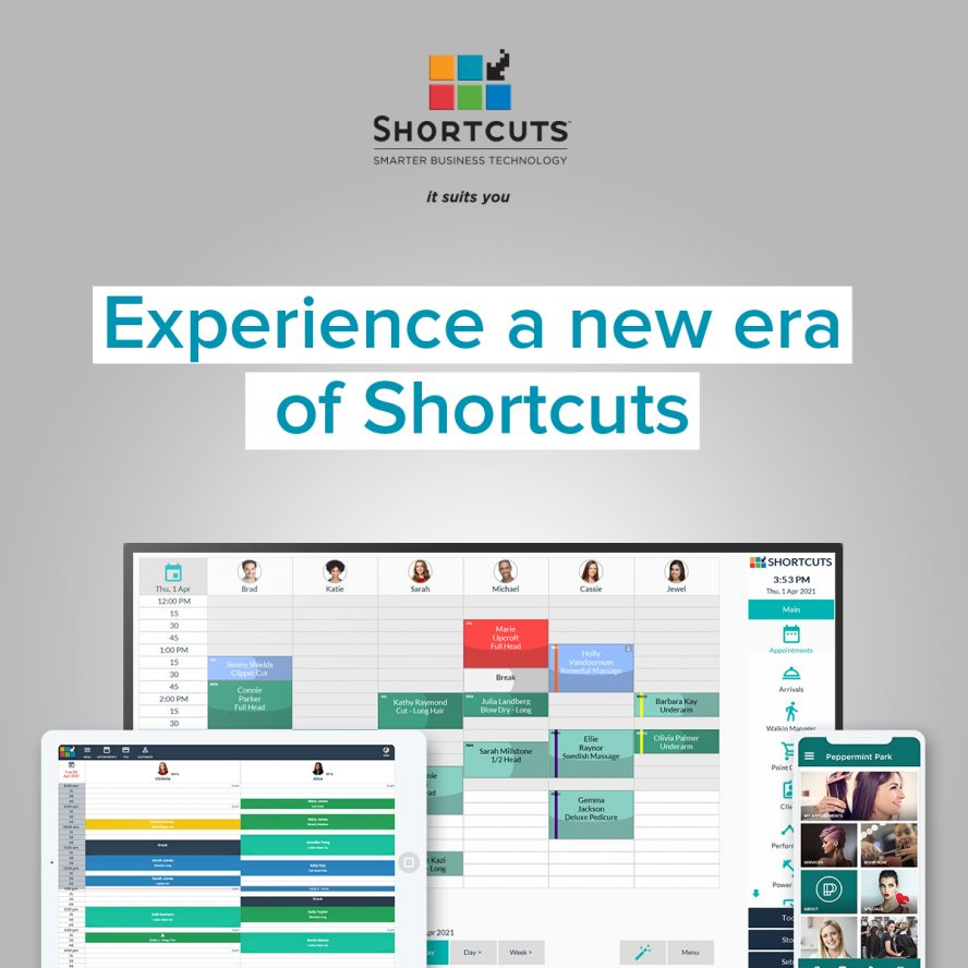 shortcuts 8.1