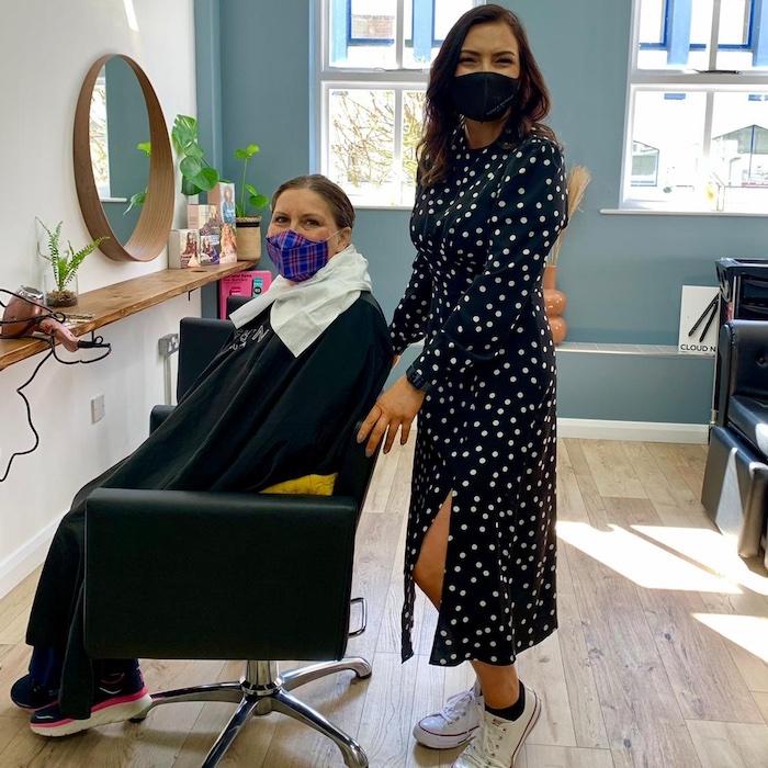 Northern Ireland salons reopening