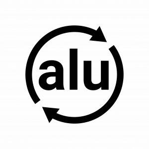 aluminium recycling symbol