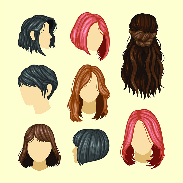 Different Popular Hairstyles