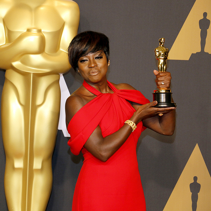 Ma Rainey's star Viola Davis hair team win