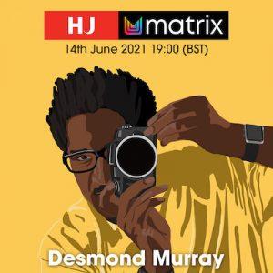 Desmond Murray