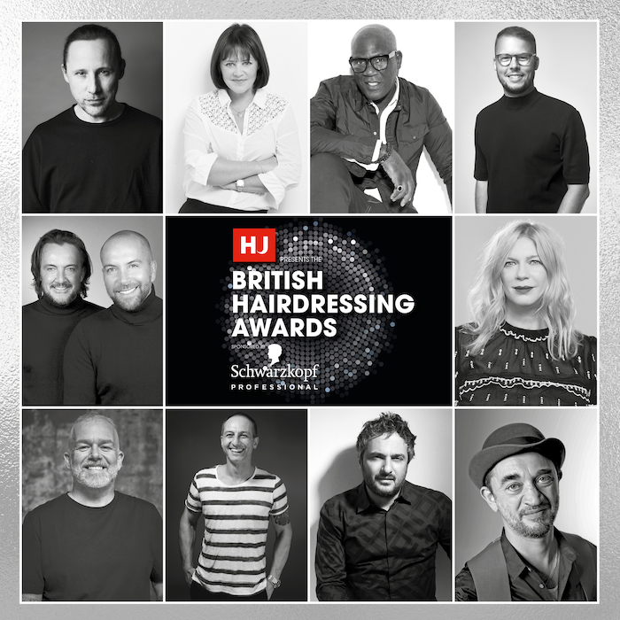 Nominees British Hairdresser 2021