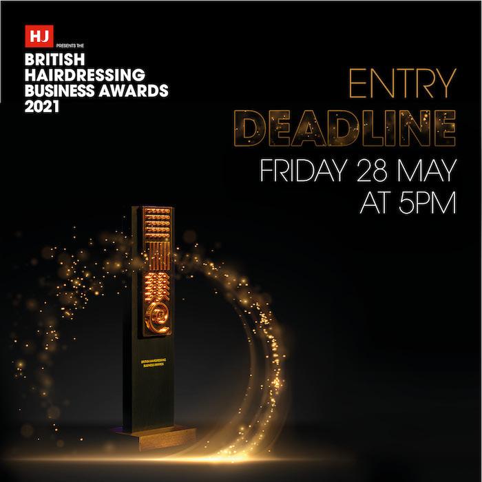 Hairdressing Business Awards Extended