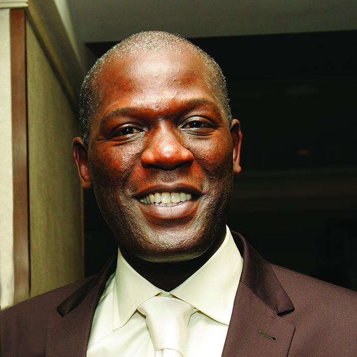Errol Douglas, the new ambassador for Living Proof
