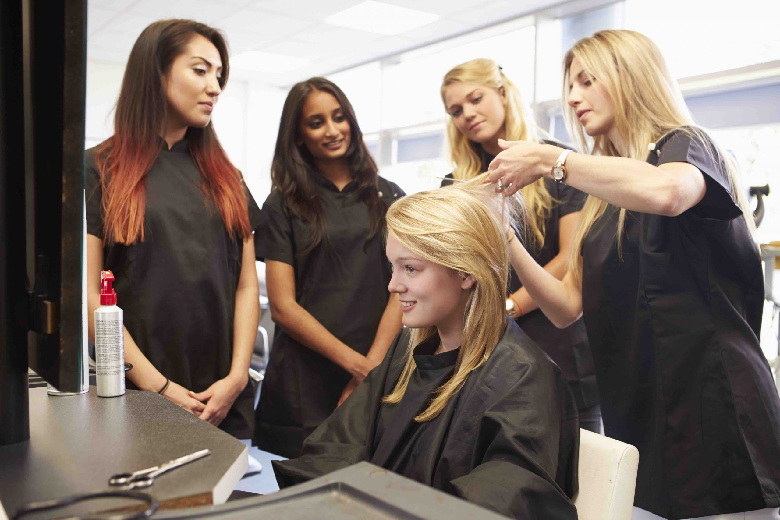 hair new jobs