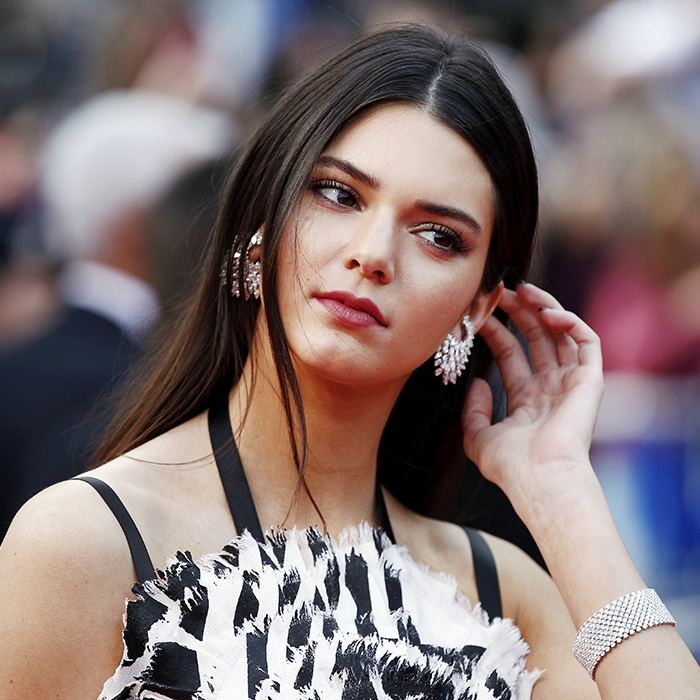 Kendall Jenner new hair