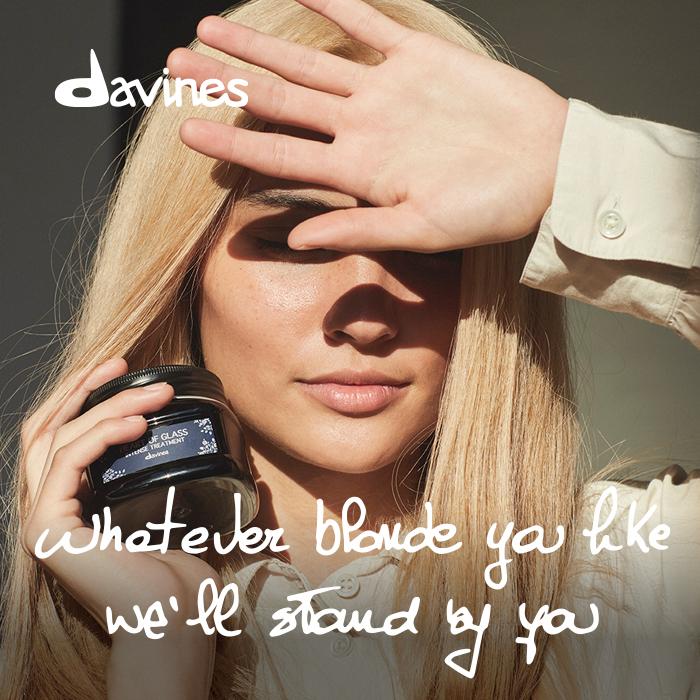 Davines Heart Glass Blonde
