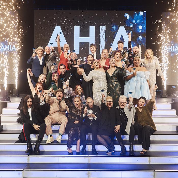 AHIA winners