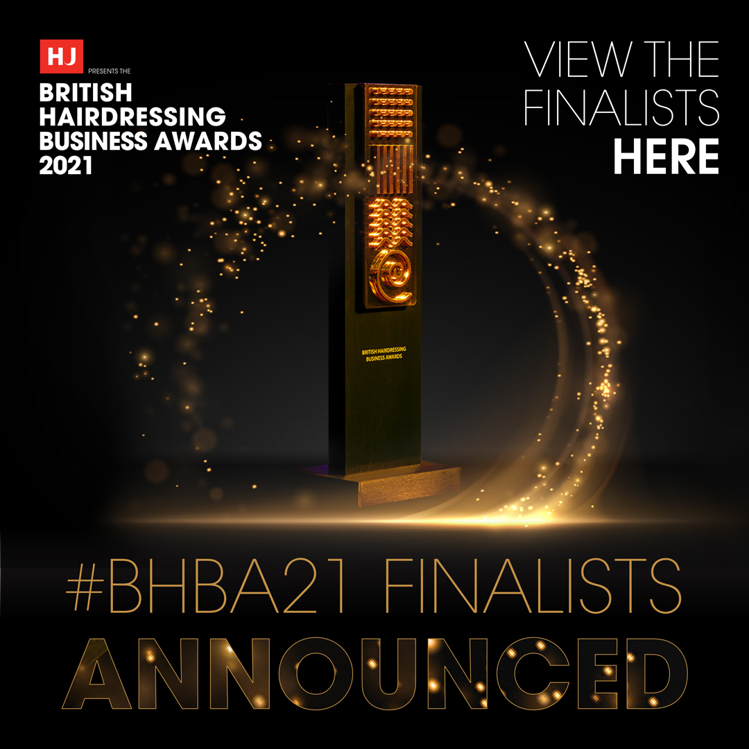 british hairdressing business awards finalists 2021