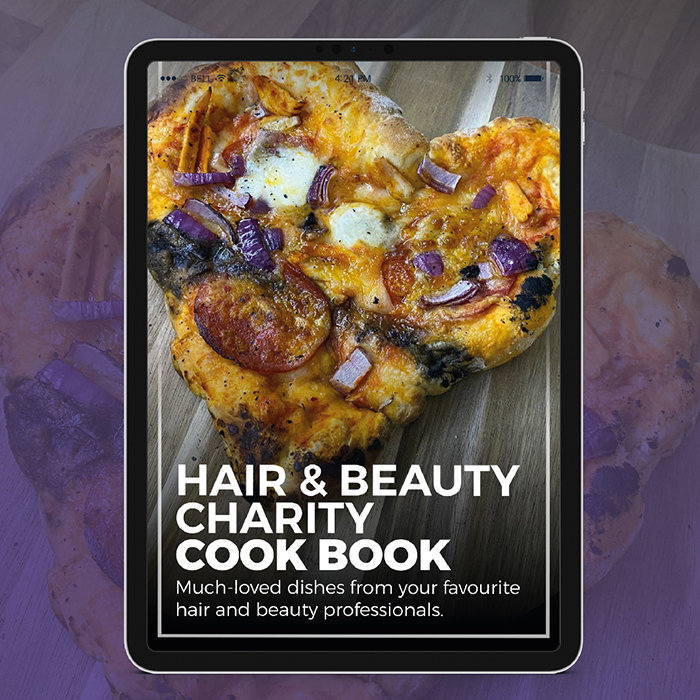Hair and Beauty Charity Cook Book