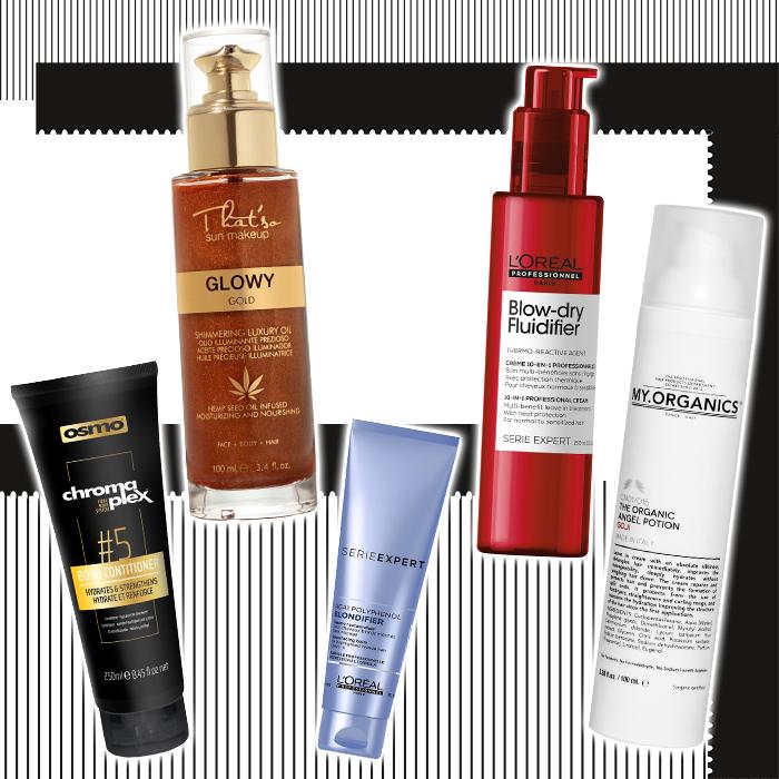 June Hot List Biggest hair launches