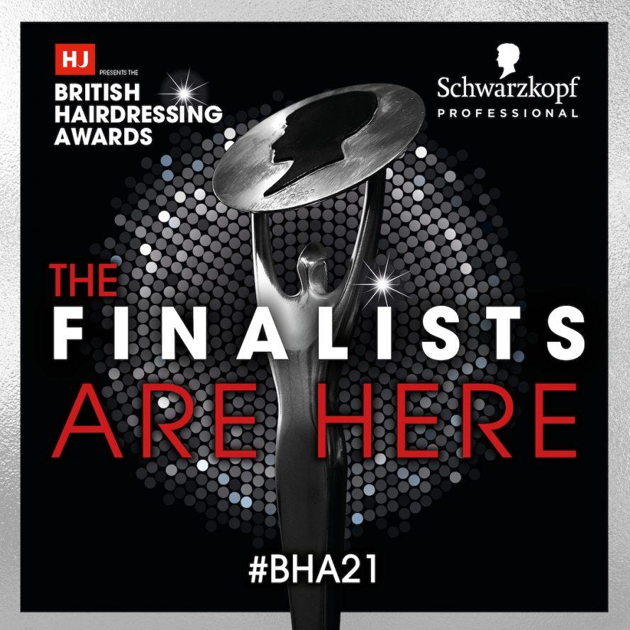 british Hairdressing awards 2021 finalists