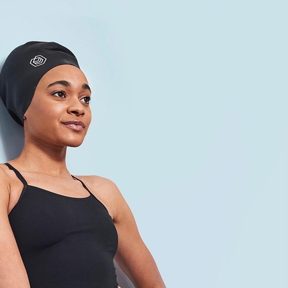Afro Swimming Soul Cap