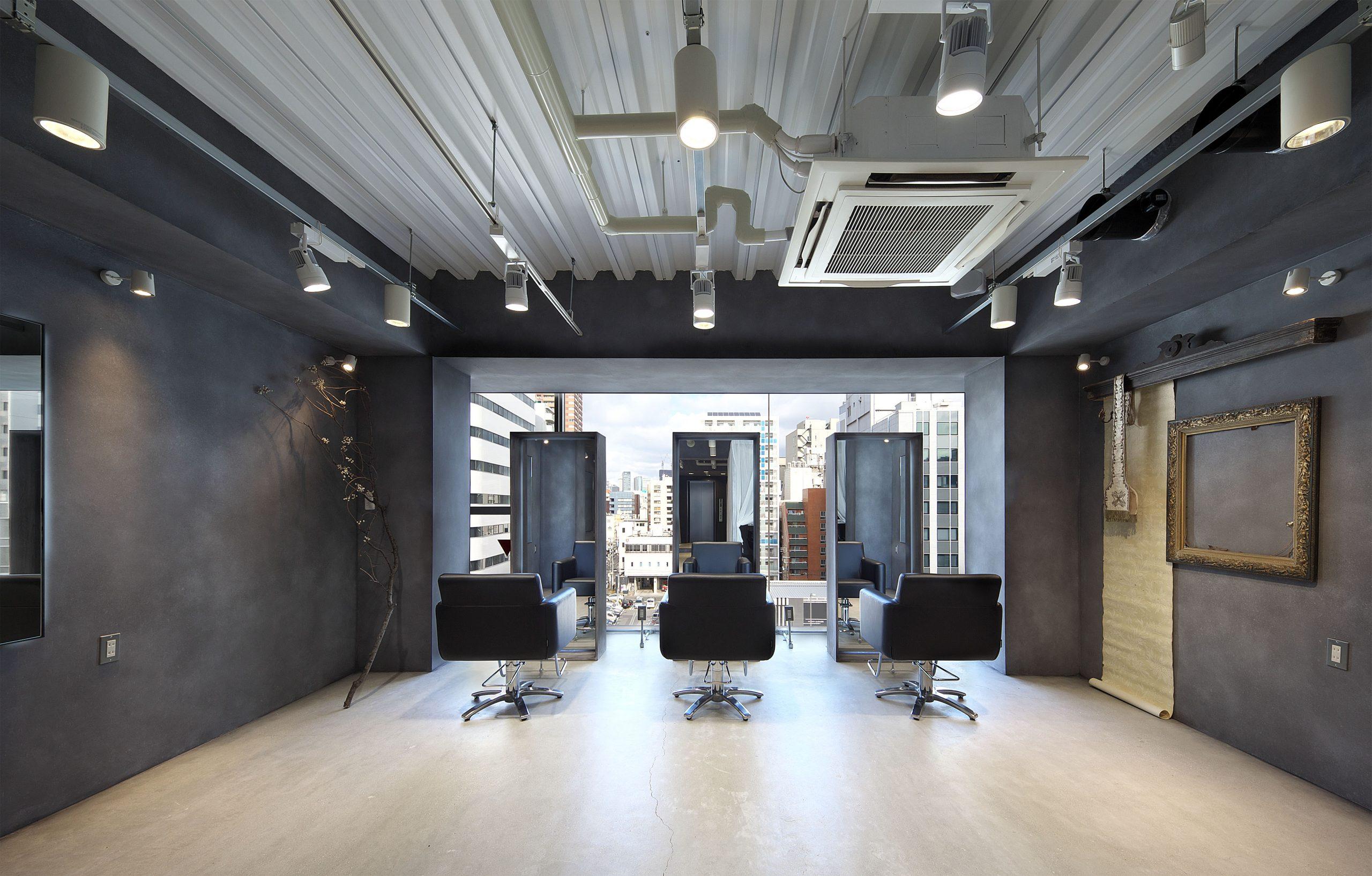 takara belmont styling chair coff