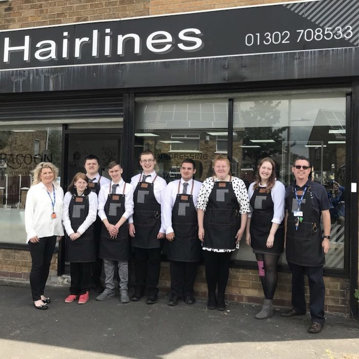 Young People Hairdressing Industry
