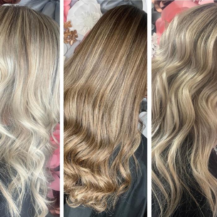Blonding techniques