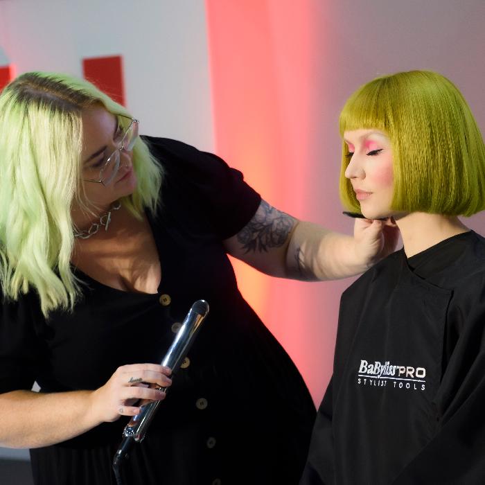 colour stage line up salon international 2021