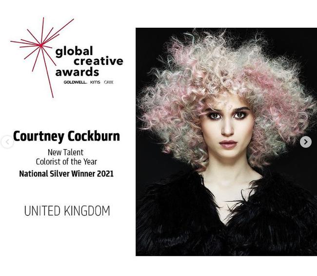 Global Creative Award Winners