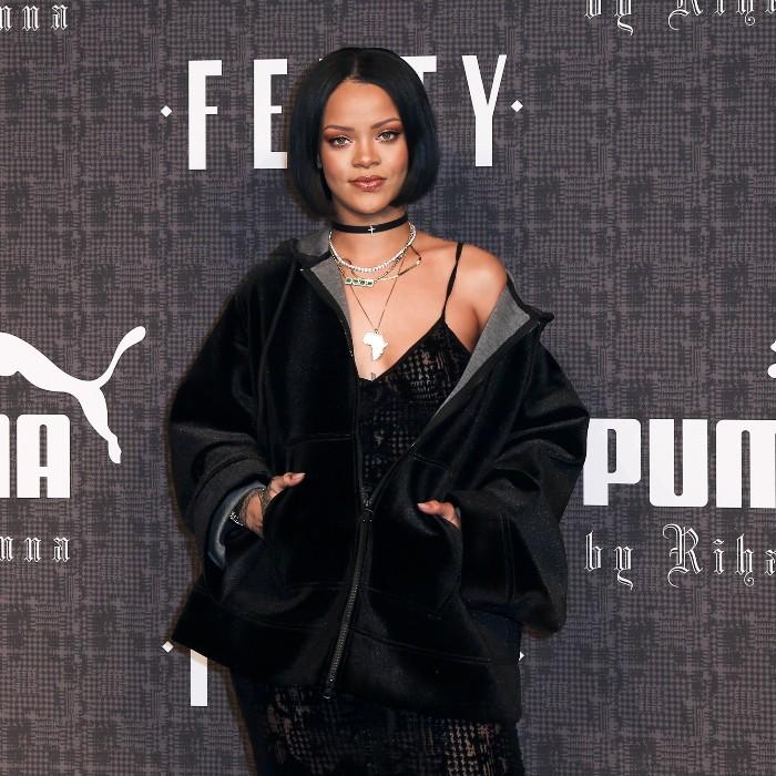 Rihanna hair trend