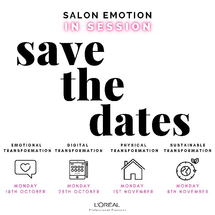 L'Oréal Professional Salon Emotion 2021
