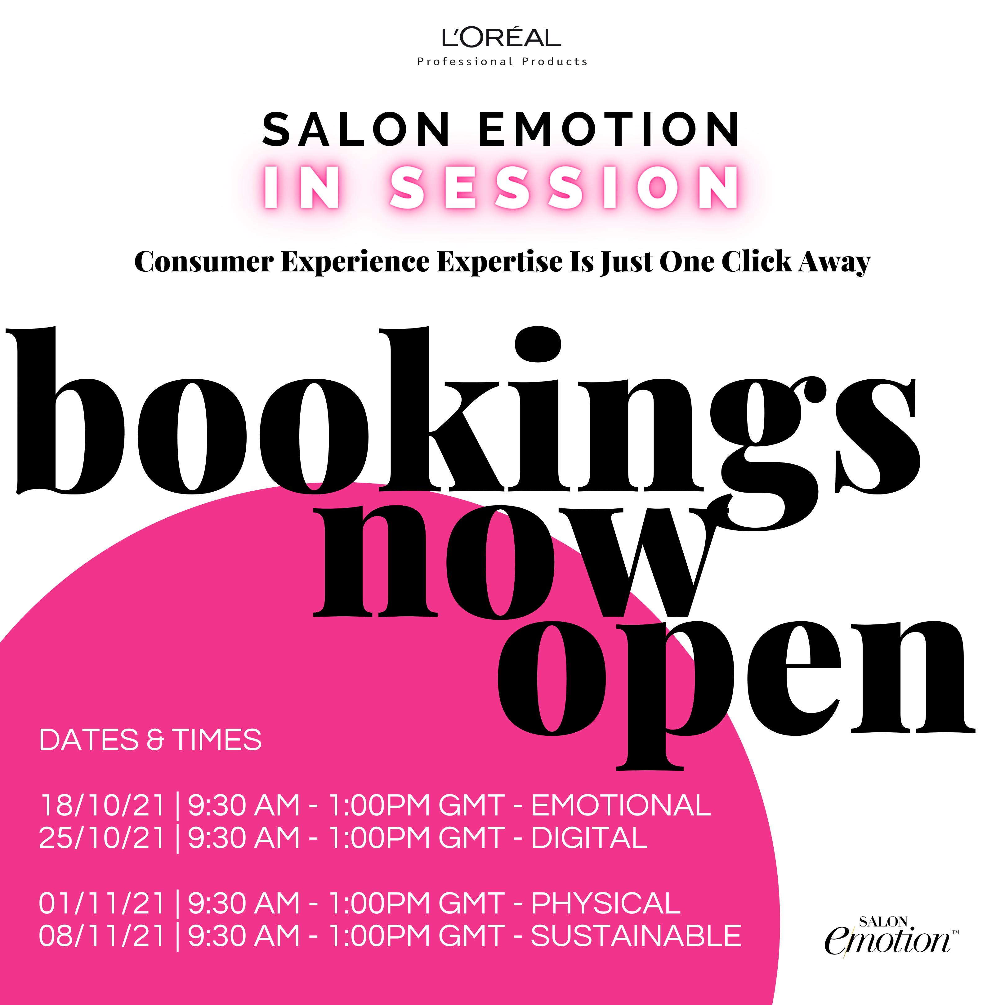 L'Oréal Professional Products Division's Salon Emotion