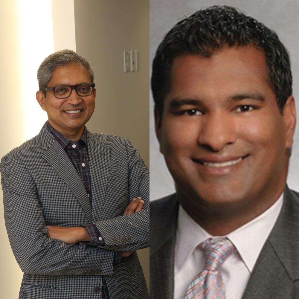 Zenoti Sudheer Knoeru and SuperSalon Raj Mahajan