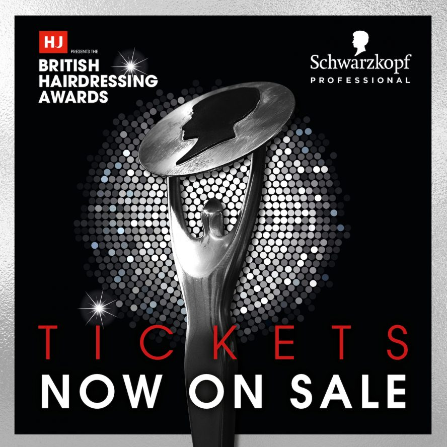 British Hairdressing Awards tickets