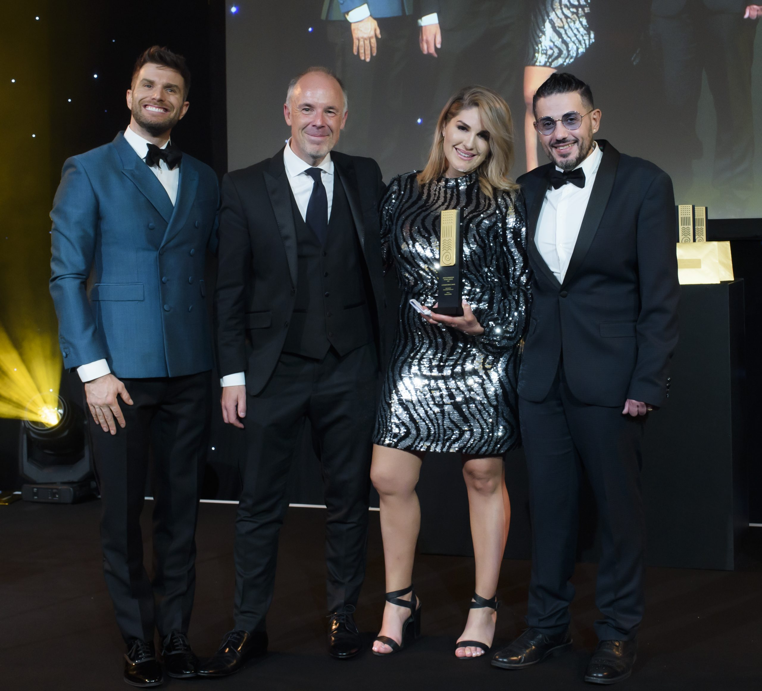British Hairdressing Business Awards 2021