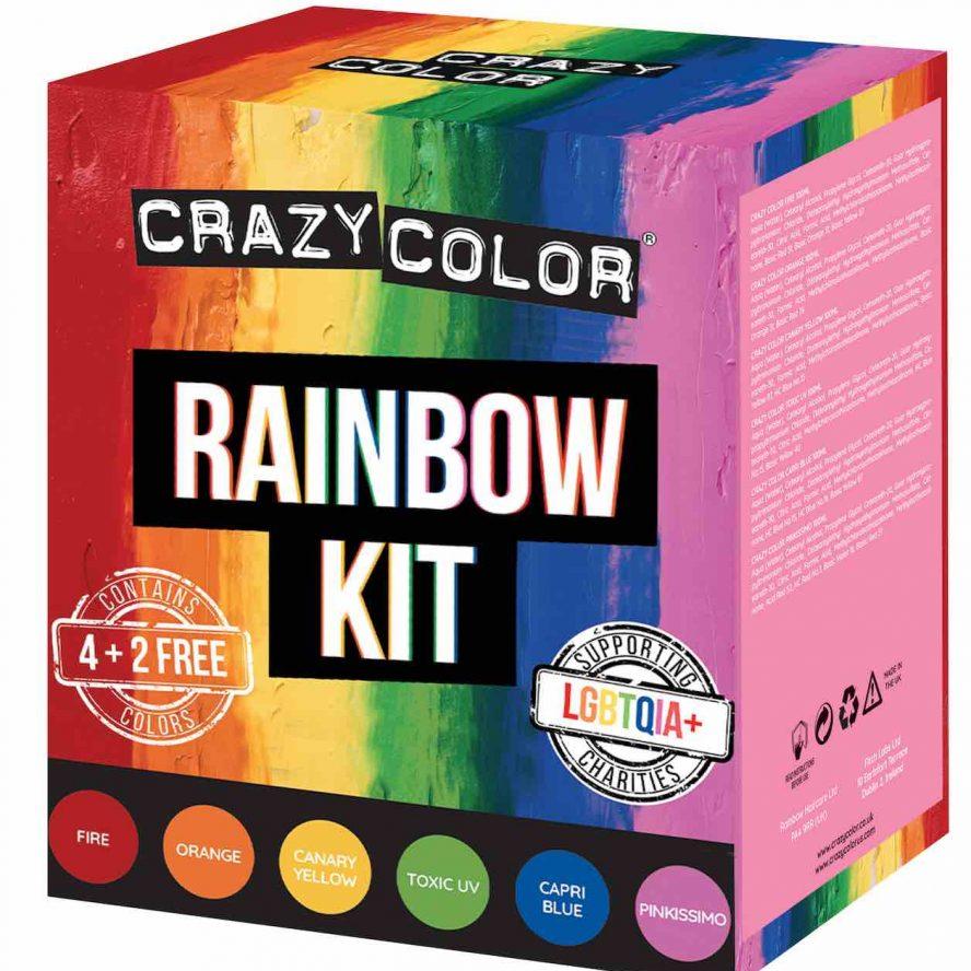 Crazy Color Unapologetically Me