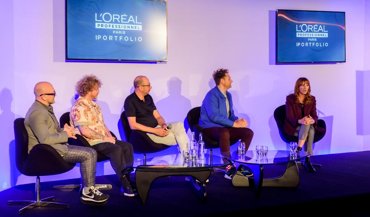 panel talk l'oreal portfolio 2021